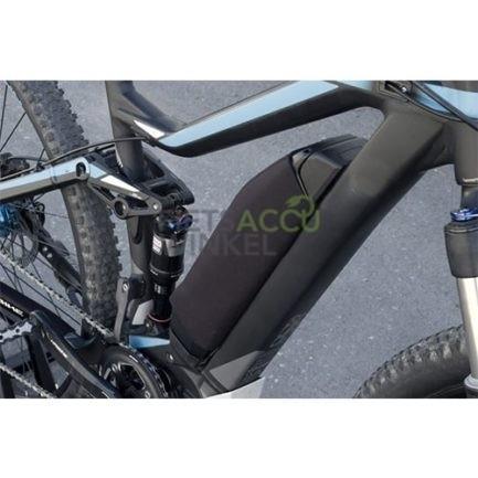 Beschermhoes Yamaha frame accu op fiets