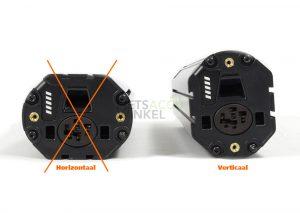 Bosch-Powertube-vertical-verticaal-aansluiting