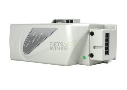 Compatibel-Flyer-Kalkhoff-Panasonic-fietsaccu-26V-17,6Ah-zilver-1-Schoon