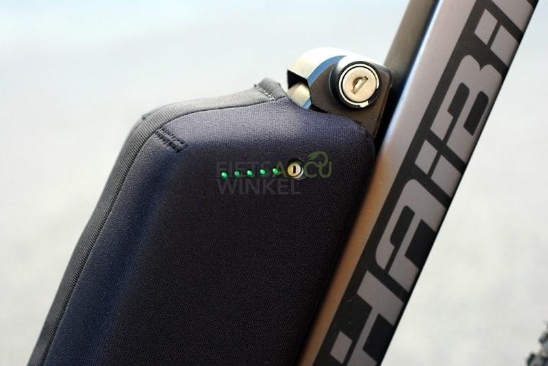 Beschermhoes Bosch Powerpack Classic+ frame accu's