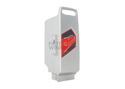 Panasonic-Flyer-Kalkhoff-fietsaccu-26V-18Ah-zilver-1-schoon