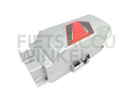 Panasonic-Flyer-Kalkhoff-fietsaccu-26V-18Ah-zilver-front
