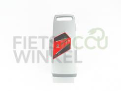 Panasonic-Flyer-Kalkhoff-fietsaccu-26V-18Ah-zilver-voor