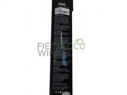 QWIC fietsaccu 36V 20.4Ah 735Wh frame zwart 8718792024761-4
