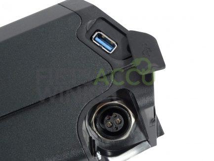 QWIC fietsaccu 36V 20.4Ah 735Wh frame zwart 8718792024761-5