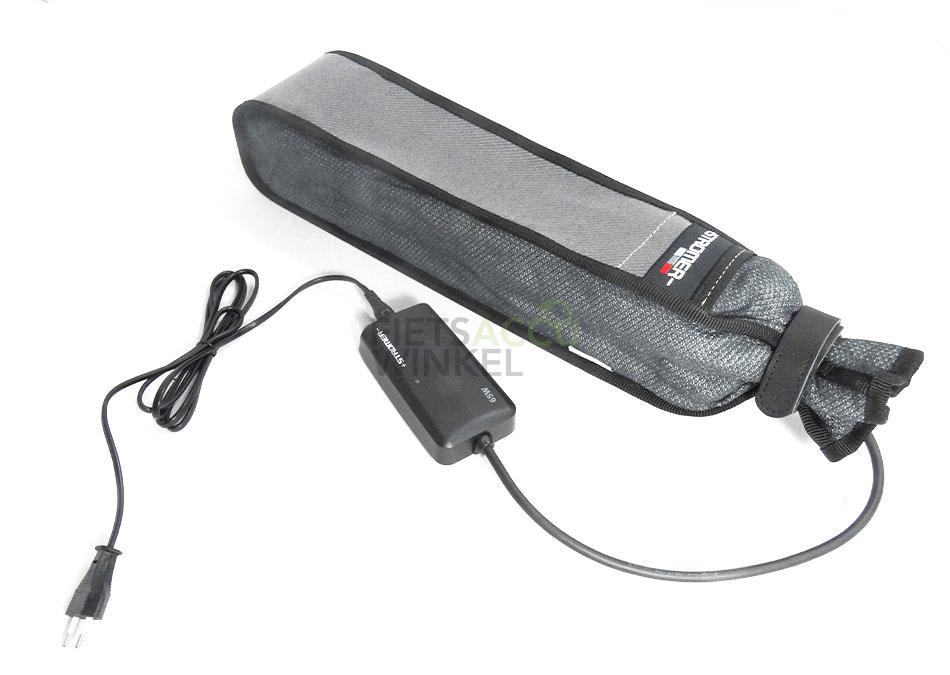 Stromer-battery-bag-accutas-zwart-grijs-400640-lader