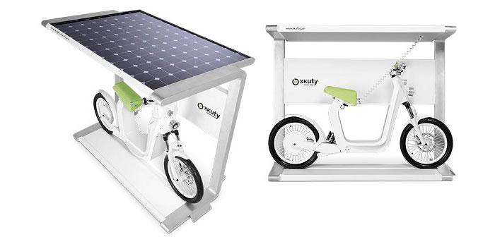 elektrische-fiets-zonnepaneel