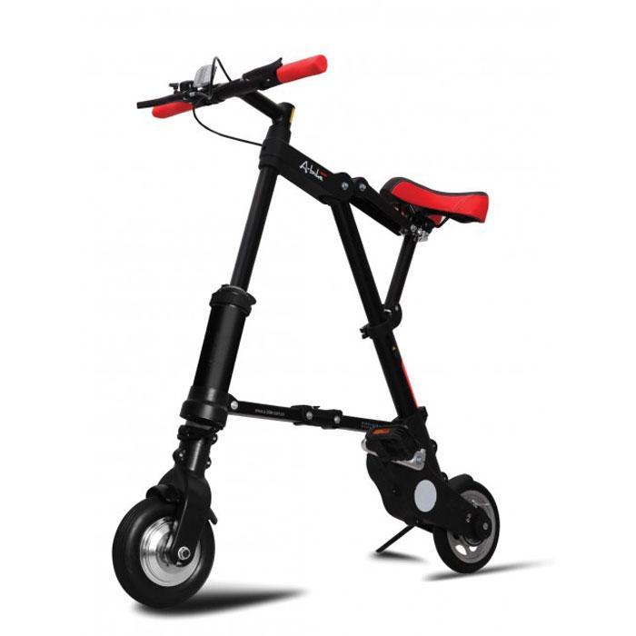 A-bike Electric kleinste vouwfiets